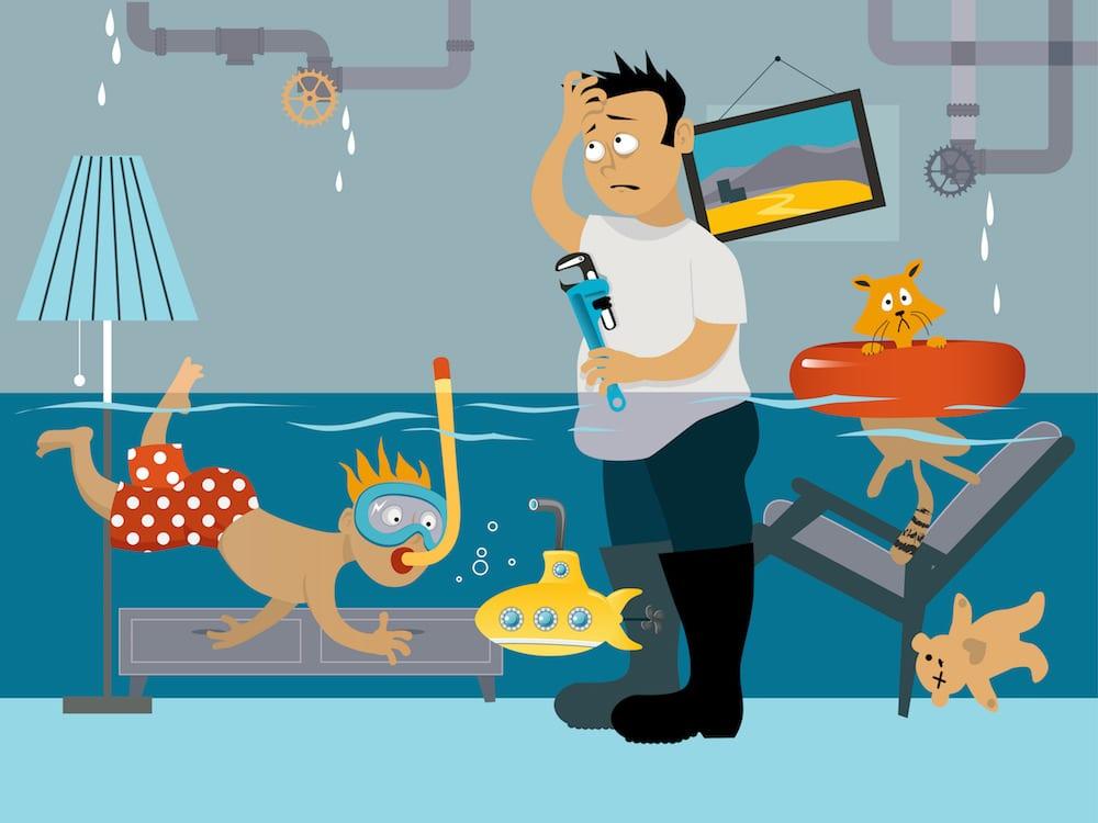 10 common plumbing problems & helpful tips