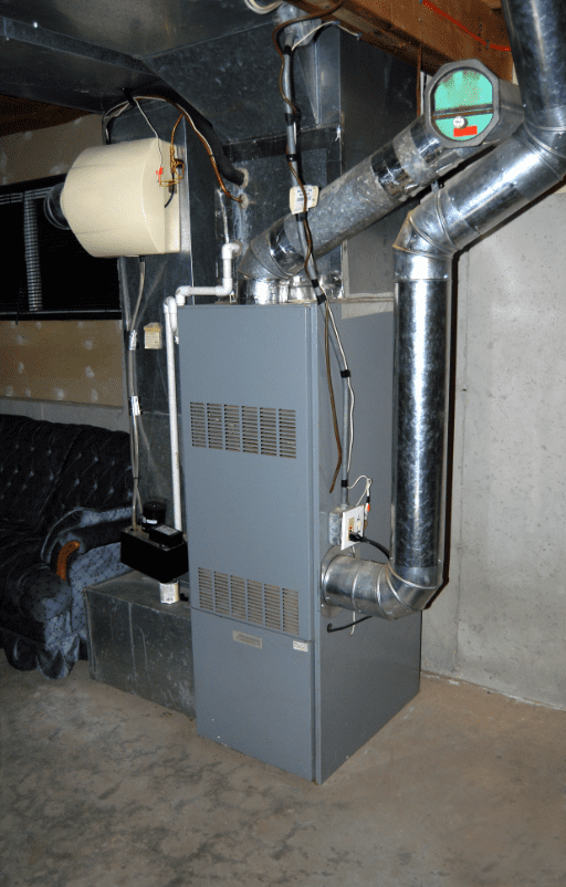 Bonfe Forced Air Furnace