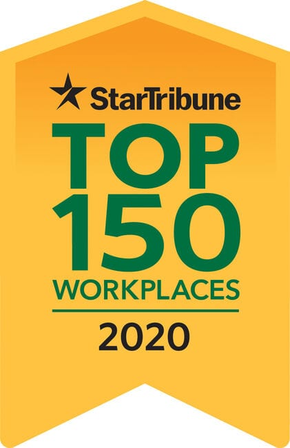 Star Tribune 2020 Top 150 Workplaces : Bonfe