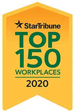 Star Tribune Top 150 Workplaces 2020