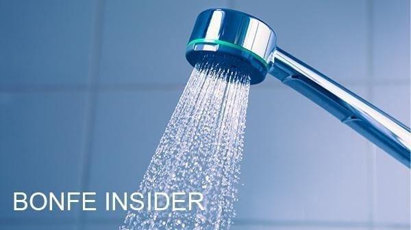 Bonfe Insider Shower Head