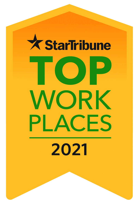 Star Tribune 2021 Top Workplaces : Bonfe